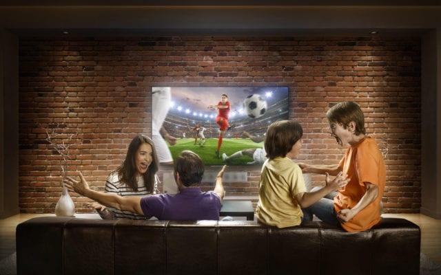 mezzanine encoding for live sports