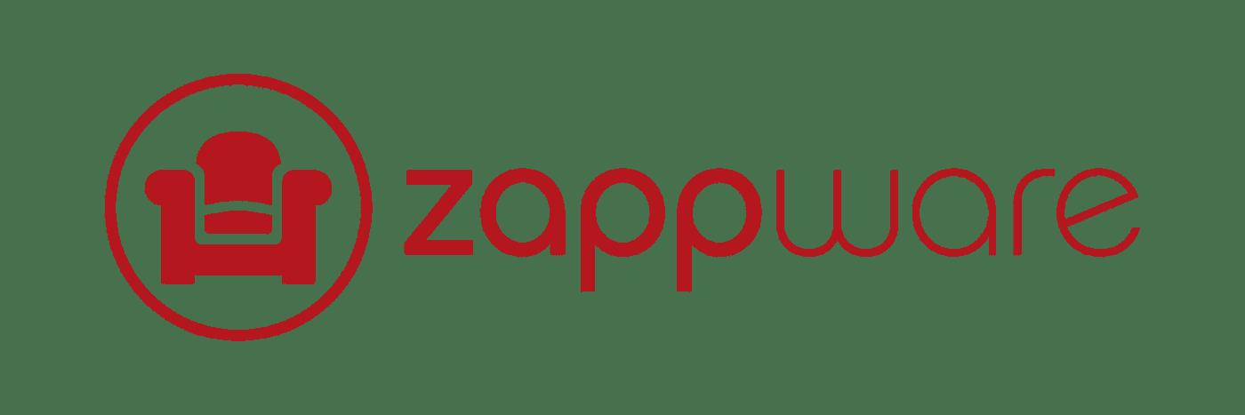 zappware logo zappware long