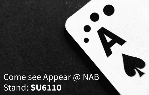 Invitation to Appear on NAB 2018