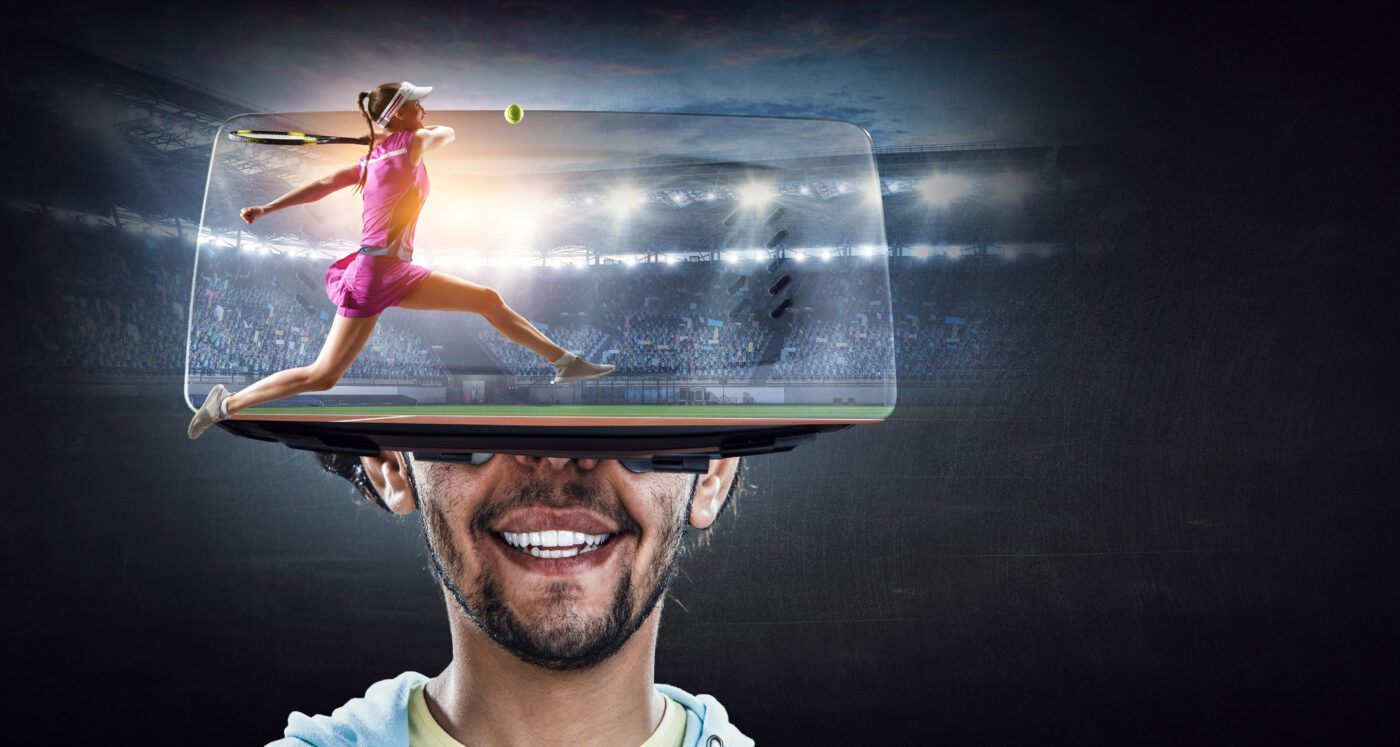 Virtual reality experience. Technologies of the future